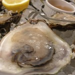 Oysters at Eataly (NYC).