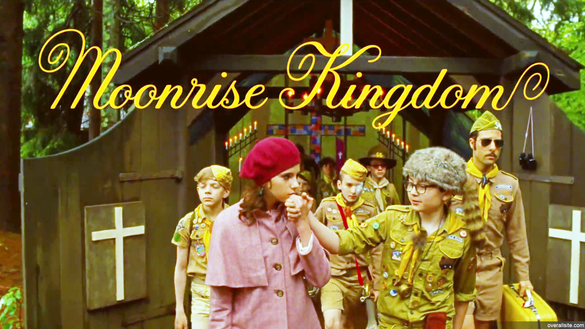 Moonrise Kingdom Phone Wallpaper