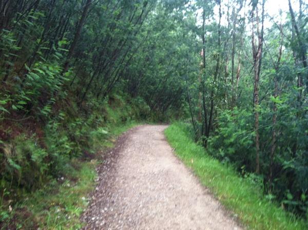 Caldas path