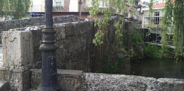 Caldas puente