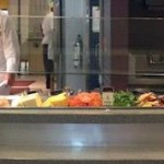 JWU cafeteria